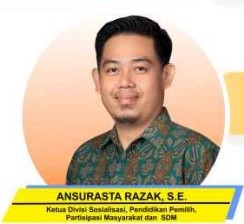 plt Ketua KPU Kab. Lamsel